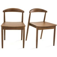 AM.PM Galb Wooden Chairs (Set of 2)