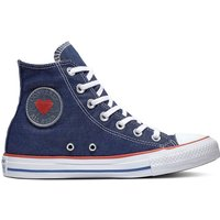 Chuck Taylor All Star Hi Denim High Top Trainers