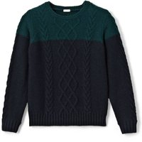 Chunky Knit Jumper, 3-12 Years