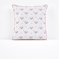 Koala Print Cotton Single Pillowcase