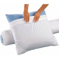 Tencel Lyocell Jersey Waterproof Pillow and Bolster Protector