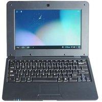 Mini PC Android ultra portable netbook 10 pouces WiFi 36 Go Noir