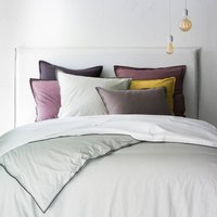 Linostole Pre-Washed Percale Duvet Cover