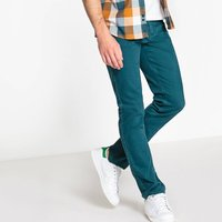 Straight Leg Regular Fit Jeans 28.5