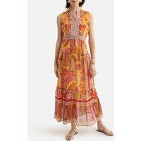 Salem Sleeveless Full Maxi Dress