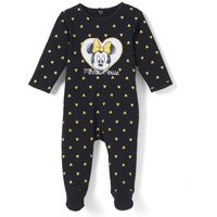 Sleepsuit with Minnie Mouse Print, 3 Mths-2 Years
