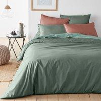 Organic Cotton Percale Flat Sheet