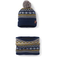 Woolly Hat and Snood Set