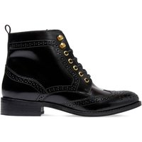Quota Leather Ankle Boots