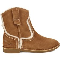 Catica Suede Ankle Boots