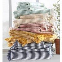 Malo Striped Bath Towel