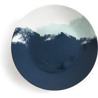 Ecume Set of 4 Fine Ceramic Dinner Plates