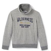 Polo Neck Sweatshirt 3-12 Years