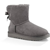 Mini Bailey Bow Ii Fur-lined Ankle Boots