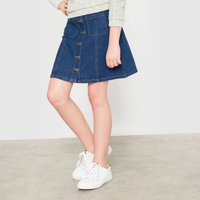 Denim A-Line Skirt, 10-16 Years