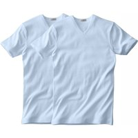 Eminence Pack of 2 Short-Sleeved V-Neck Cotton T-Shirts