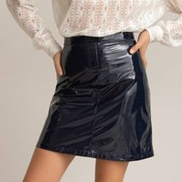shop for Vinyl Mini Skirt at Shopo