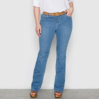 Stretch Bootcut Jeans, Length 28.5
