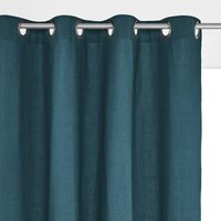 Scenario Single Cotton Curtain with Eyelets