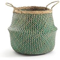 Trebla Large Woven Storage Basket, H35cm