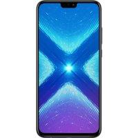 Smartphone 8X Noir 64 Go
