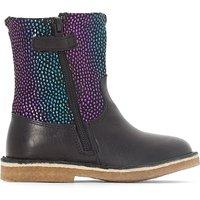 Kids Cressona Leather Boots