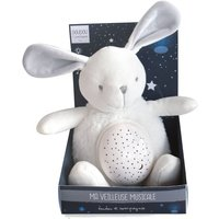 Bunny Musical Night Light - 20cm