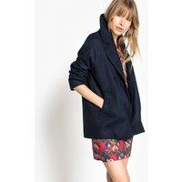 Short Pea-Style Coat