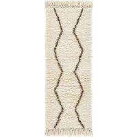 Nyborg Pure Wool Berber-Style Runner Rug