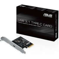 Carte PCI-E Asus USB 3.1 TYPE C CARD