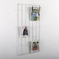 Niouz Wall-Mounted Magazine Rack