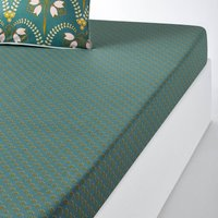 BELLADONE Cotton Percale Fitted Sheet