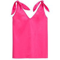 shop for Tie-Shoulder Cotton Cami at Shopo