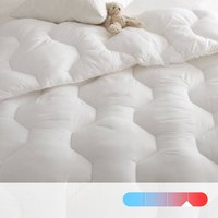 Nature Duvet, (500g/m²), in 100% Polyester Treated with Greenfirst®, with Organic Cotton Cover