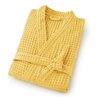Scenario Honeycomb Towelling Robe