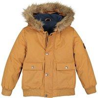 Fleece-Lined Hooded Jacket, 3-12 Years