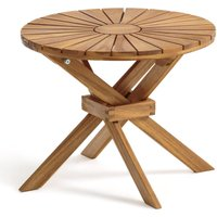 Jakta Garden Side Table in Acacia
