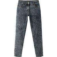 Ankle Grazer Mom Jeans, Length 26.5