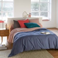 Scenario Plain Cotton Duvet Cover