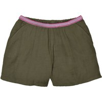 Shorts with Glitter Waistband, 3-12 Years