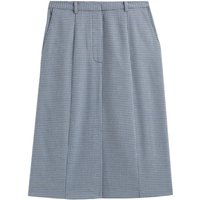 shop for Checked A-Line Skirt at Shopo