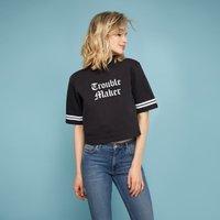Clara & Maya Trouble Maker Sweatshirt