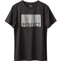 T-shirt Nero uomo T-shirt fantasia Cotone