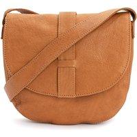 Gabi Leather Crossbody Handbag