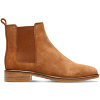 Clarkdale Arlo Suede Chelsea Boots
