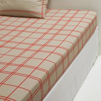 Fallaz Printed Fitted Sheet