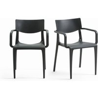 Set of 2 Robico Garden Chairs