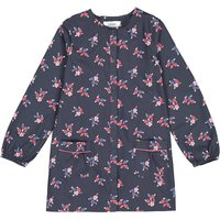 Floral Print Cotton Apron, 3-12 Years