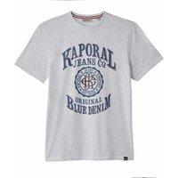 T-shirt bianco;Marine uomo T-shirt scollo rotondo maniche corte Buddy