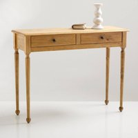La Redoute Interieurs Authentic Style Solid Pine Console Table